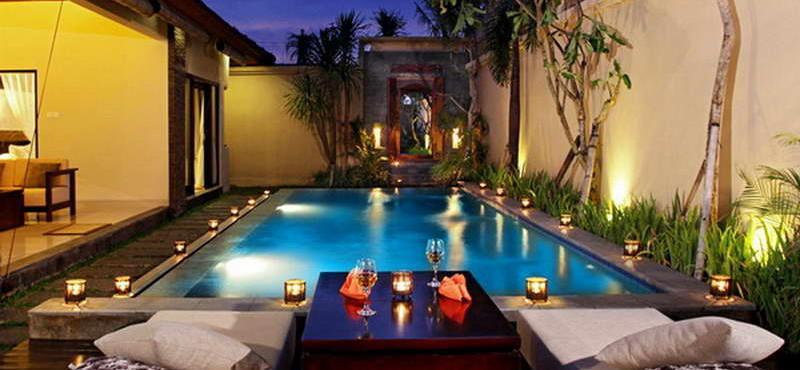 Arman Villa pool